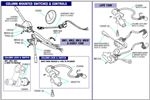 Triumph GT6 Steering Column and Fittings