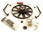 Triumph GT6 Cooling Fan & Coupling