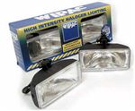Range Rover Classic Auxiliary Lamps - Front