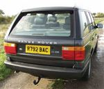 Range Rover 2 Tailgate Finishers