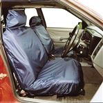90-110 and Defender Waterproof Seat Covers - Front