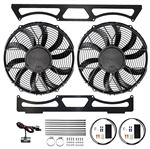 Revotec Electronic Cooling Fan Conversion Kits - Land Rover