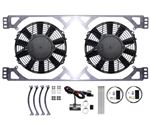 Revotec Electronic Cooling Fan Conversion Kits - Miscellaneous Vehicles