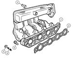 MGF and MG TF Inlet Manifold - 1.6 and 1.8 Non VVC