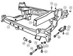 MGF Front Subframe