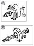 MGB Servo (Dual Circuit Brakes)