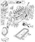 Triumph TR6 External Engine