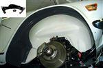 Triumph TR6 Wheel Arch Protector Set