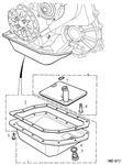 Rover 400/45/MG ZS Sump, Oil Strainer - CVT - 1800 Petrol Auto