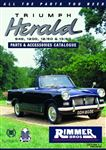 Rimmer Bros Triumph Herald Catalogue Edition 2.1
