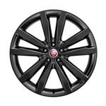 "E-Pace Alloy Wheels - 20"" 5 Split Spoke - Style 5051 - with Gloss Black Finish - J9C6023 - Genuine Jaguar"