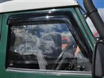 90-110 and Defender Door Wind Deflectors