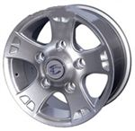 Terrafirma Offender Alloy Wheels