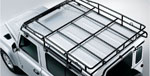 90-110 and Defender Roof Racks and Ladders