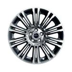 19 Inch Alloy Wheel - Style 5 - Double 10 Spoke - Diamond Turned - Genuine Land Rover