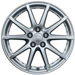 17 Inch Alloy Wheel - 10 Spoke - Style 105 - LR073511 - Genuine