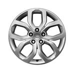 Alloy Wheel - 19 Inch 5 Split Spoke - Style 5021 - Genuine Land Rover