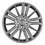 Alloy Wheel HST 20 x 9.5 Silver - Aftermarket