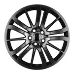 Alloy Wheel HST 20 x 9.5 Gunmetal Polished - Aftermarket