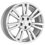 Alloy Wheel Twin Spoke Silver - 19 x 9 - RA2124 - Aftermarket