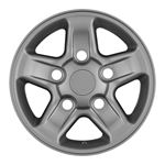 Alloy Wheel Boost 18 x 8 Silver - Aftermarket