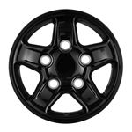 Alloy Wheel Boost Gloss Black - 18 x 7.5 - RA2128 - Aftermarket