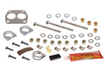 Triumph TR4A from CTC70489 Exhaust Fitting Kit - Cross Box Exhaust