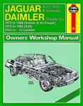 Haynes Workshop Manual - Jaguar XJ12 - XJS and Sovereign-Daimler Double Six (72-88) up to F