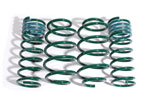 Jaguar X-Type Uprated Spring Kit