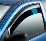 Wind Deflectors - Front (pair) - Light Smoke - RJ1066 - Climair