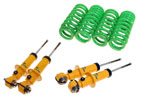MGF and MG TF Suspension Packages