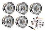 MGB Wire Wheel Conversion Kits - 4 Cylinder Models Only