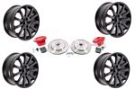 MGF and MG TF 304mm Big Brake Conversion Kit - Front - with Larger Wheels - RP2057