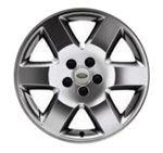 19 x 8 inch 6 Spoke Alloy Wheel - Shadow Chrome - RRC002900MNL - Genuine