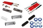 Koni Front Insert and Rear Shock Absorber Kit - Adjustable Off Car - with Standard Springs - Stag