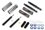 Front Insert and Rear Shock Absorber Kit - Standard - Inc. Springs - Strut Gaiters - Poly Insulators - RS2008POLY