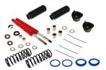 Front Suspension Leg Overhaul Kit with Koni Off-Car Adjustable Inserts - Poly Insulators - Car Set - RS2009KONIP