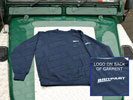 Britpart Blue Sweat Shirt