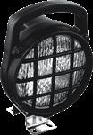 Work Lamp Halogen Round (integral handle and Grille) - RX1879 - Aftermarket