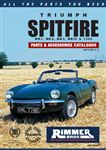 Rimmer Bros Triumph Spitfire Catalogue Edition 2.3 - SPIT CAT