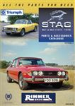 Rimmer Bros Triumph Stag Catalogue Edition 2.2 - STAG CAT