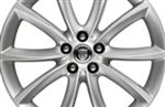 Rear Alloy Wheel - Single - Propellor 19 inch - T2R1862 - Genuine Jaguar