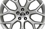 Front Alloy Wheel - Single - Centrifuge 19 Inch Silver - T2R4749 - Genuine Jaguar
