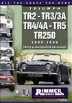 Rimmer Bros Triumph TR2/3/3A/4/4A/5/250 Catalogue Edition 2.1 - TR25 CAT