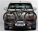 Tow Bar Mounted 3 Bike Carrier - RHD - Genuine Land Rover