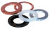 XPart Sump Plug Washers - Ford Mondeo 12.25x24x1.5mm - Bonded Seal