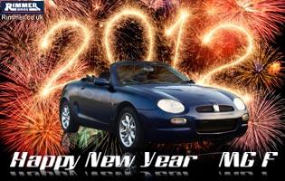 Happy New Year MG F