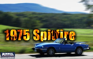 1975 Spitfire