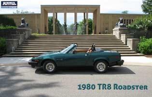 1980 TR8 Roadster
