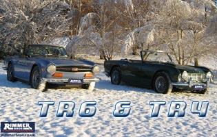 TR6 & TR4